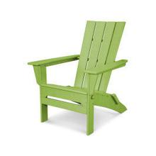 View Product - Quattro Folding Adirondack in Lime