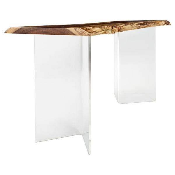 See Details - Acrylic Wedge Bistro Height Base