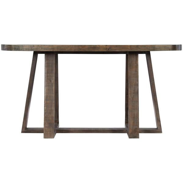 See Details - Asher Gathering Table in Sable Brown