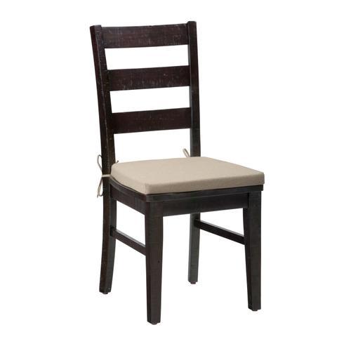 Prospect Creek Pine Three Rung Ladderback Chair
