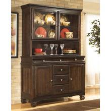 Hayley - Dark Brown 2 Piece Dining Room Set