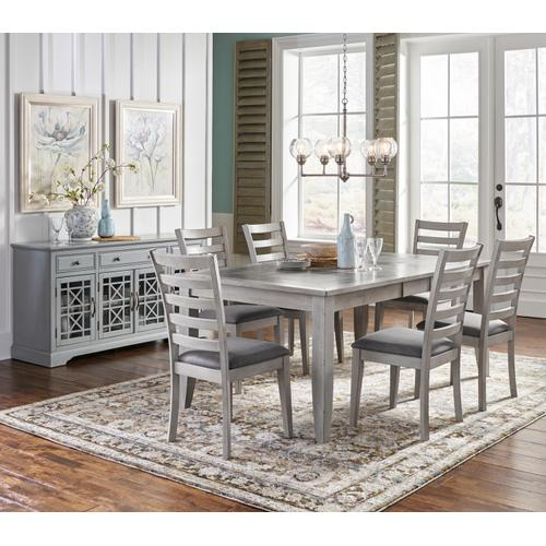 Product Image - Sarasota Springs Ext Dining Table W/(4) Chairs
