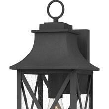 View Product - Ellerbee Outdoor Lantern in Mottled Black