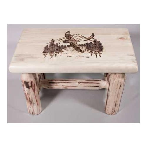 Custom Wood Burned Products