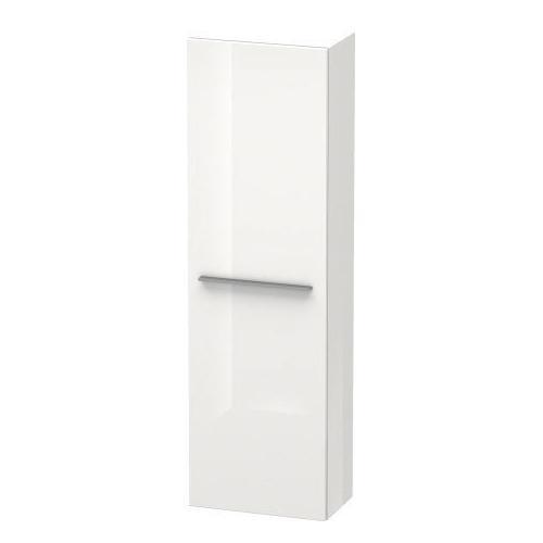 Semi-tall Cabinet, White High Gloss (lacquer)