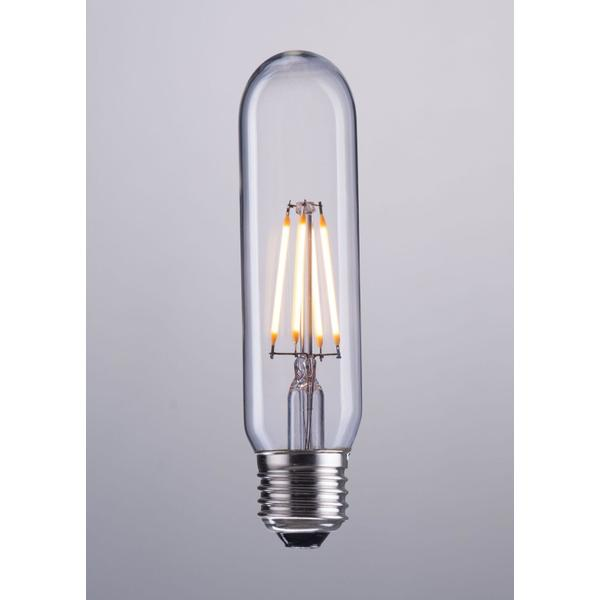 See Details - E26 T30 X 140 4w Led 30 X 140 Mm Clear