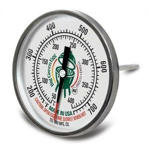 Big Green Egg - Temperature Gauge, 3 inch Dial