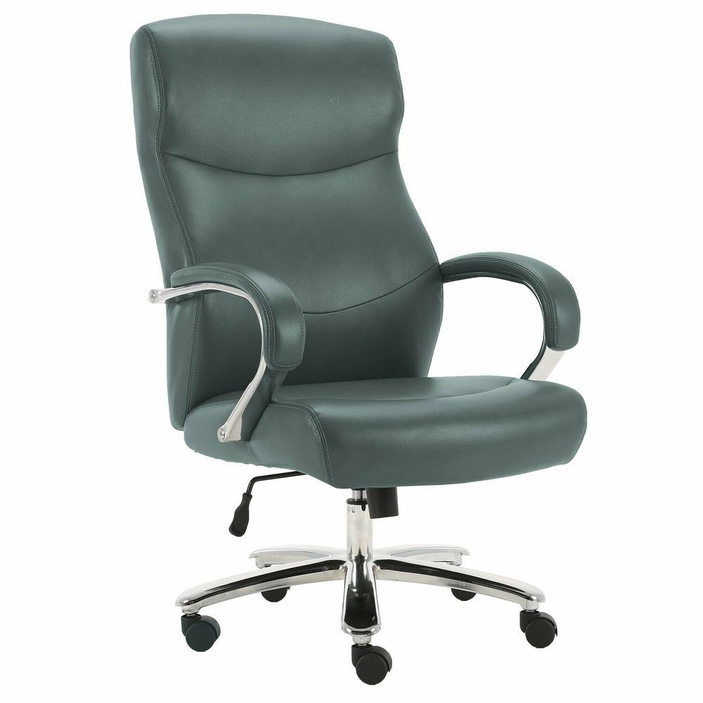 See Details - DC#315HD-CAZ - DESK CHAIR Fabric Heavy Duty Desk Chair - 400 lb.