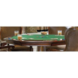 Bar and Game Room Waverly Place Poker Table Top