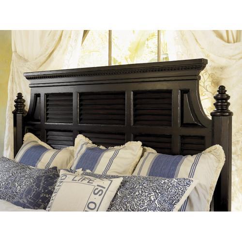 Malabar Panel Bed Queen