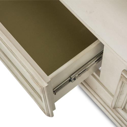 Cal King Bed W/drawers