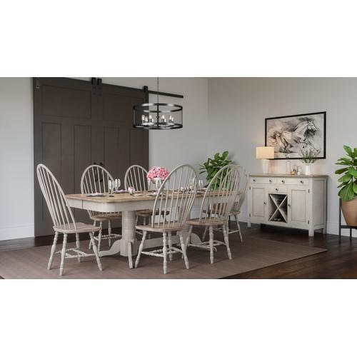 Westport Dining Table W/(6) Chairs