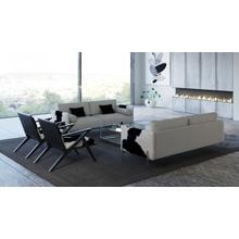 View Product - Divani Casa Pueblo - Modern Cow-hide Sofa