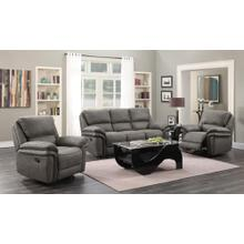 Lariat Grey Palomino loveseat