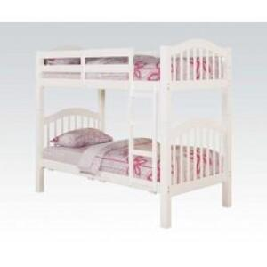 Acme Furniture Inc - Heartland White T/t Bunk Bed