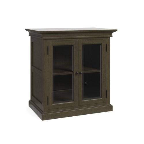 Forsyth Short Door Bookshelf