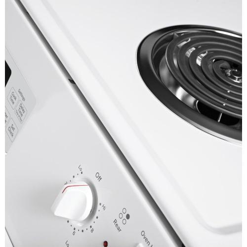 """Gallery - GE® 27"""" Drop-In Electric Range"""
