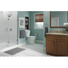 "High Gloss White 60"" x 32"" Shower Base - Right Drain"