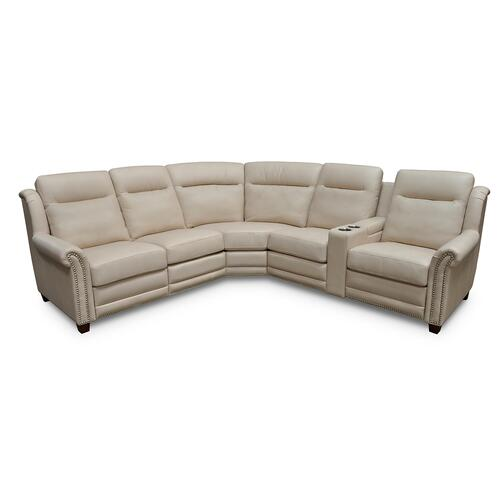 Comfort Solutions 711-24-sp Reclining Sectional