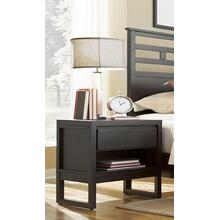 Nightstand - Dark Chocolate Finish