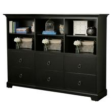 HS73D Custom Home Storage Cabinet