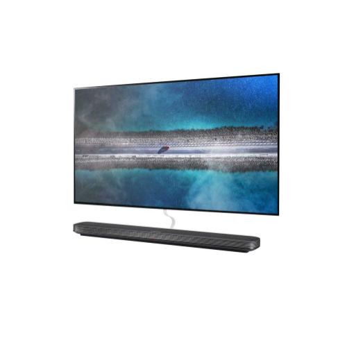 LG SIGNATURE W9 Wallpaper 77 inch Class 4K Smart OLED TV w/ AI ThinQ® (76.7'' Diag)