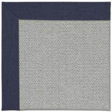 "Inspire-Silver Rave Indigo - Rectangle - 18"" x 18"""