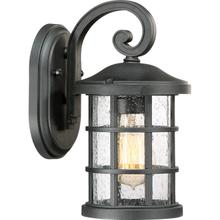 View Product - Crusade Outdoor Lantern in Earth Black