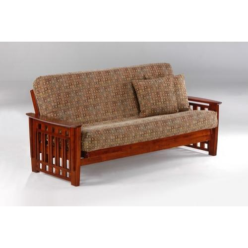 Night and Day Furniture - Twilight in Cherry Finish