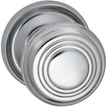 Product Image - Interior Traditional Knob Latchset in (US26 Polished Chrome Plated)