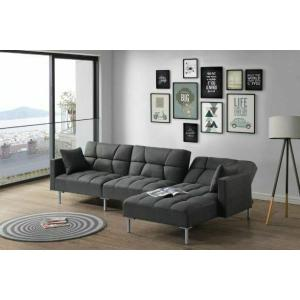 ACME Reversible Adjustable Sectional Sofa w/2 Pillows - 50485
