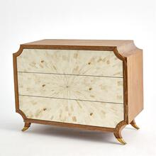 See Details - Bone Burst Chest-Cerused Oak