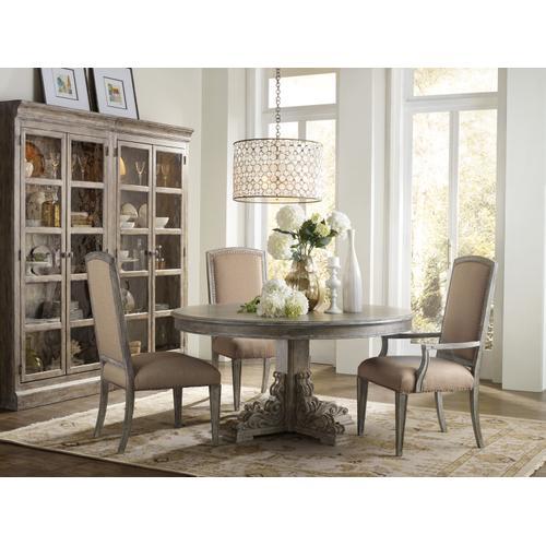 Hooker Furniture - True Vintage Upholstered Side Chair - 2 per carton/price ea