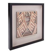 View Product - Dimensional Wood Mandala Wall Art