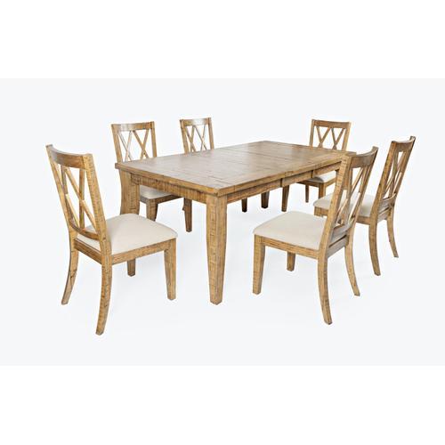 Jofran - Telluride Ext Dining Table