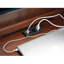 See Details - Cherry Creek Wall Desk