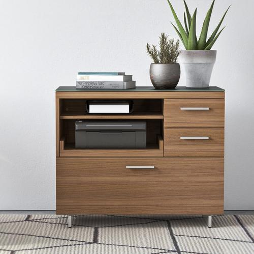 Multifunction Cabinet 6017 in Espresso