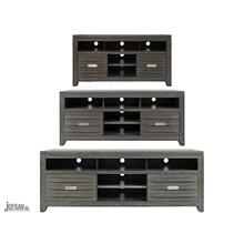 "Altamonte 50"" Console - Brushed Grey"