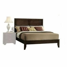ACME Madison Queen Bed - 19570Q - Espresso