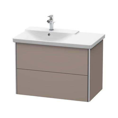 Product Image - Vanity Unit Wall-mounted, Basalt Matte (decor)