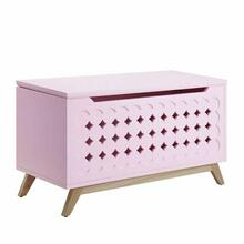 ACME Doll Cottage Youth Chest - 97630 - Pink & Natural