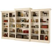 920-010 Oxford Right Return Bookcase Product Image