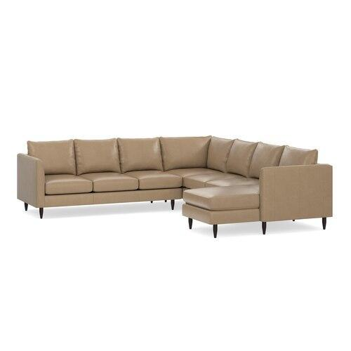 Ariana 5 Piece U-Shaped Sectional