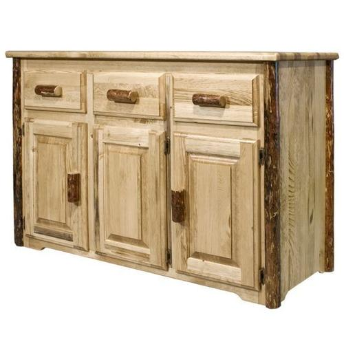 Montana Woodworks - Glacier Country Collection Sideboard