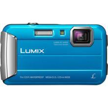 View Product - LUMIX DMC-TS25 Active Lifestyle Tough Camera - Blue