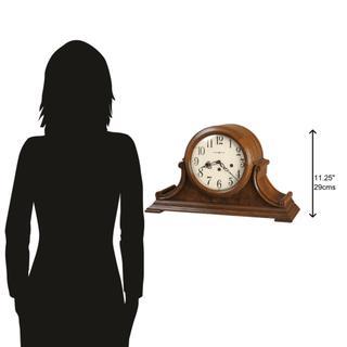 See Details - Howard Miller Hadley Mantel Clock 630222