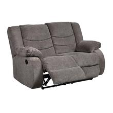 See Details - 98606 Tulen Gray Reclining Loveseat Only