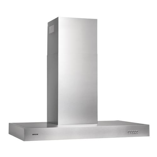 Broan® 30-Inch Convertible Wall-Mount Chimney Range Hood, 450 CFM, Stainless Steel