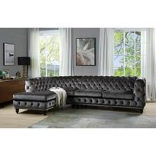See Details - Atesis Sectional Sofa