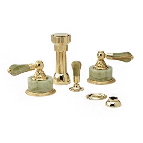 VERSAILLES Four Hole Bidet Set K4240 - French Brass